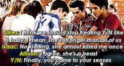Watch and share Teen Wolf Au Memes GIFs and Teen Wolf Au Meme GIFs on Gfycat
