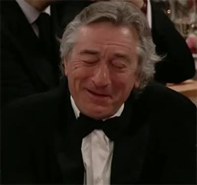 Watch and share Robert De Niro GIFs by Reactions on Gfycat