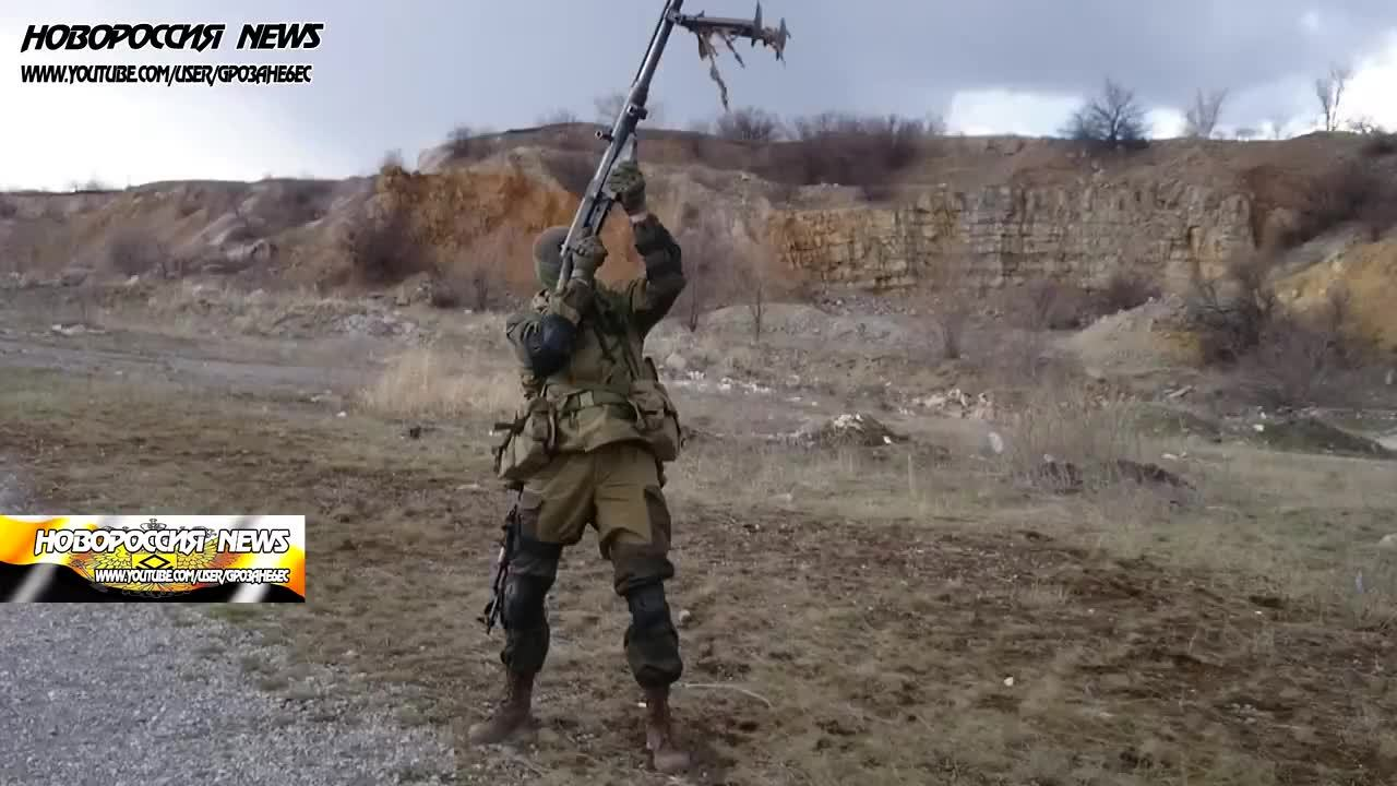 CompanyOfHeroes, MilitaryGfys, Hello Ivan, please fire PTRS while standing (reddit) GIFs