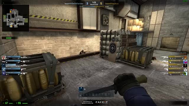 Watch and share No Scope Air Shot GIFs by d3v1ce on Gfycat