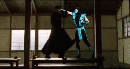 Watch and share Mortal Kombat GIFs by anhmjn on Gfycat
