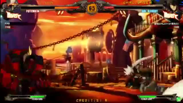 Watch and share Guilty Gear GIFs and Guiltygear GIFs on Gfycat