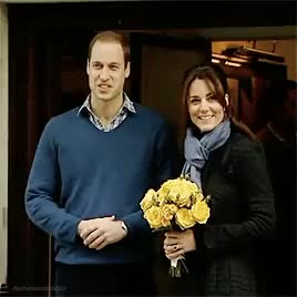 Watch and share Duke Of Cambridge GIFs and Kate Middleton GIFs on Gfycat