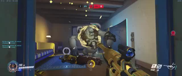 Watch Smooth sleepdart elimination GIF by @cldfire on Gfycat. Discover more Overwatch GIFs on Gfycat