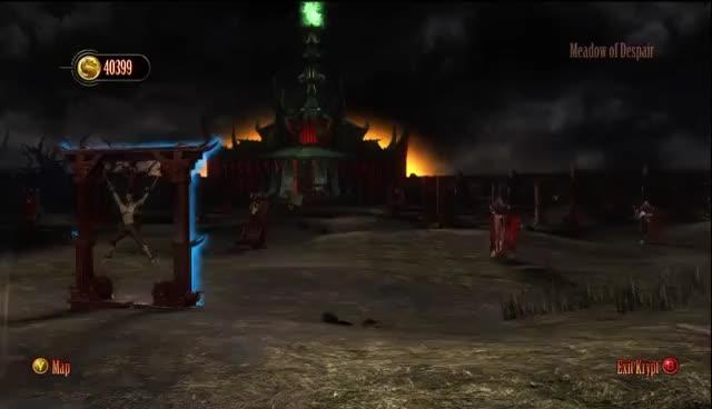 Mortalkombat, Kryptmonster GIFs