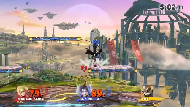 Watch and share Zero Suit Samus GIFs and Smashbros GIFs by Jeffrey on Gfycat