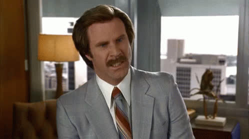 anchorman, ron burgundy, will ferrell, Ron Burgundy Sniff GIFs