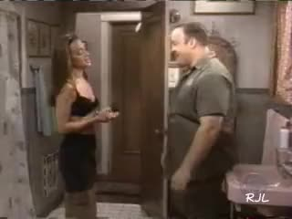 Watch and share Kevin James GIFs and Leah Remini GIFs on Gfycat