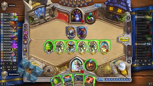 Watch and share Hearthstone GIFs by KingNothing2000 on Gfycat