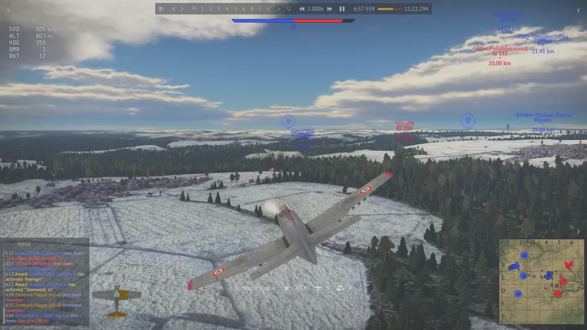 aa pilot snipe warthunder GIFs