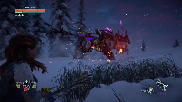 Watch and share Horizon Zero Dawn GIFs and Gaming GIFs by dusty_warrior on Gfycat