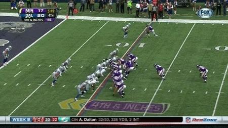 nflgifs, AP plowing through Dallas for an 11 yard TD (reddit) GIFs