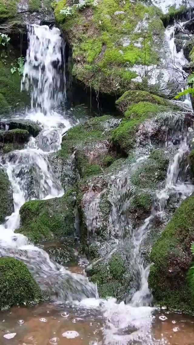 Watch and share Cascading Waterfall GIFs on Gfycat