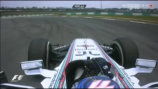 Watch and share Bottas Onboard Save GIFs on Gfycat