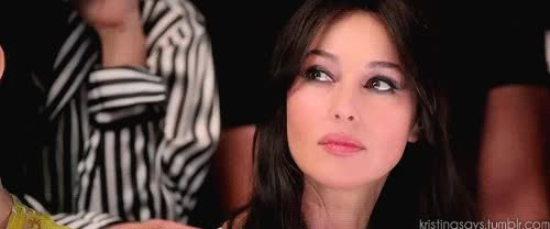 Watch and share Monica Bellucci GIFs on Gfycat
