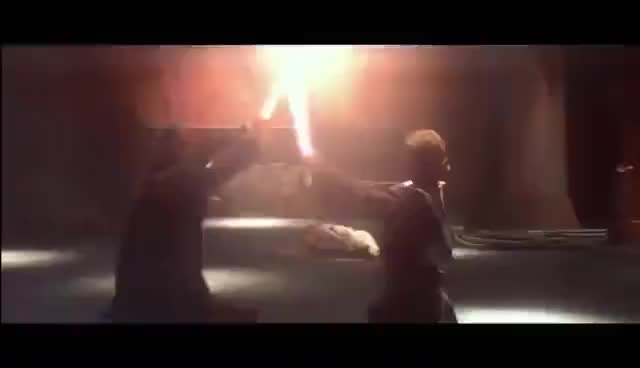 Watch and share Skywalker GIFs and Anakin GIFs on Gfycat