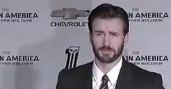 Watch and share Chris Evans GIFs and Dailymarvel GIFs on Gfycat