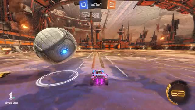 Watch Goal 3: jme GIF by Gif Your Game (@gifyourgame) on Gfycat. Discover more Gif Your Game, GifYourGame, Rocket League, RocketLeague, jme GIFs on Gfycat
