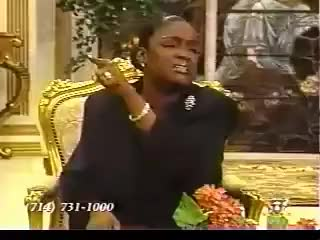 Watch Juanita Bynum and her older sister Kathy Bynum - Powerful Testimony GIF on Gfycat. Discover more related GIFs on Gfycat
