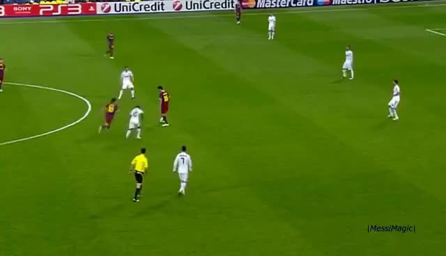 Watch and share Lionel Messi LEGENDARY Solo Goal Vs Real Madrid  ► In 1080p ||HD|| GIFs on Gfycat