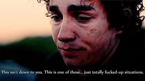 Watch and share Misfits Series GIFs and Misfits Quotes GIFs on Gfycat