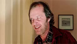 Watch and share Jack Nicholson GIFs and Jack Torrance GIFs on Gfycat
