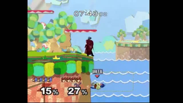 Watch and share Smashgifs GIFs and Marth GIFs by meleelove on Gfycat