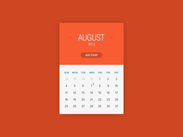 Watch and share Calendar Rebound *Animated GIFs on Gfycat