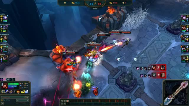 Watch and share Wukong Ult Bug2 GIFs on Gfycat