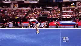 Watch dat sass tho  GIF on Gfycat. Discover more alexandra raisman, aly raisman, fitness, gif, gymnastics, gymternet, olympics, pg champs 2015, pgchamps, sports GIFs on Gfycat