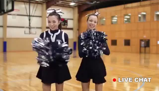Watch and share 100th Video - Merrell Twins GIFs on Gfycat