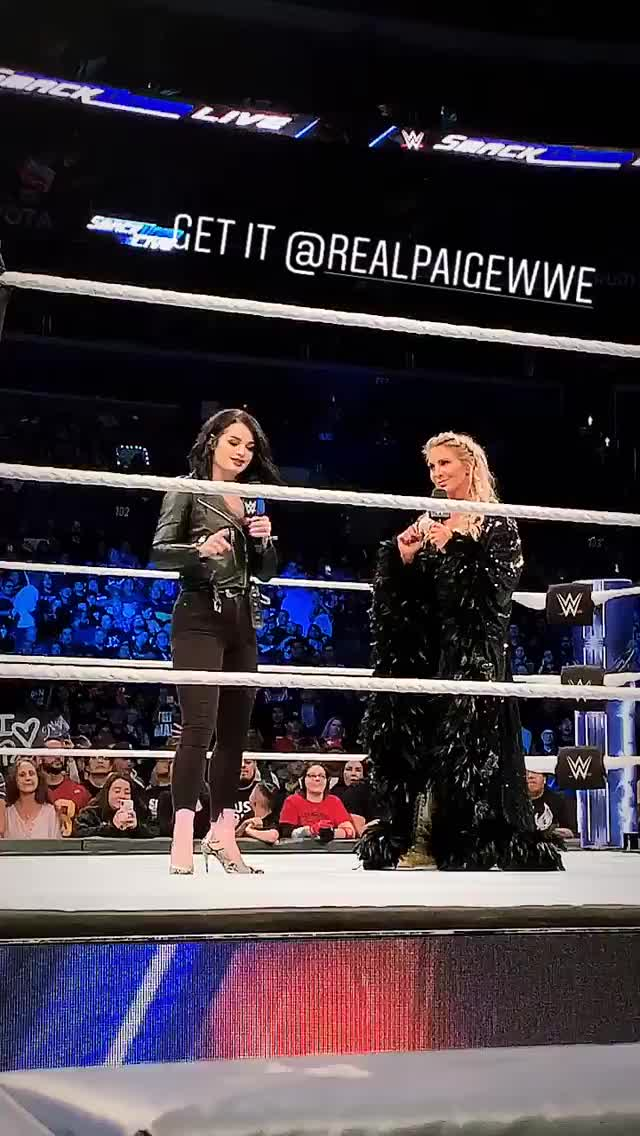 Paige Candid GIFs