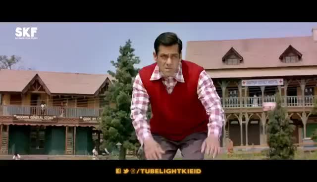 Watch and share Tubelight | Official Teaser | Salman Khan | Kabir Khan GIFs on Gfycat