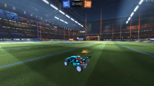 Watch and share Rocket League GIFs by thisispyrobaby on Gfycat