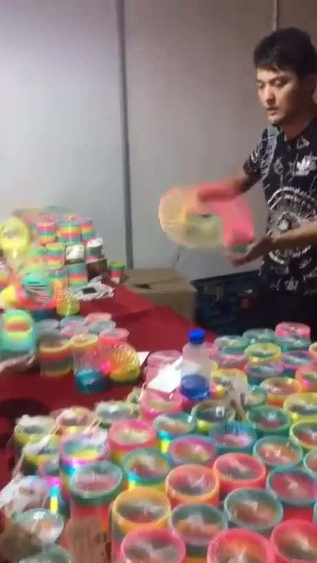 Watch Incredible slinky tricks GIF on Gfycat. Discover more reddit GIFs on Gfycat