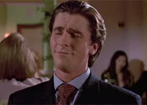 Watch and share Christian Bale GIFs and Upvote GIFs on Gfycat