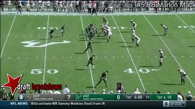 Watch and share RB Marlon Mack Vs UCF 2016 GIFs by Steve @stephengill_ts on Gfycat