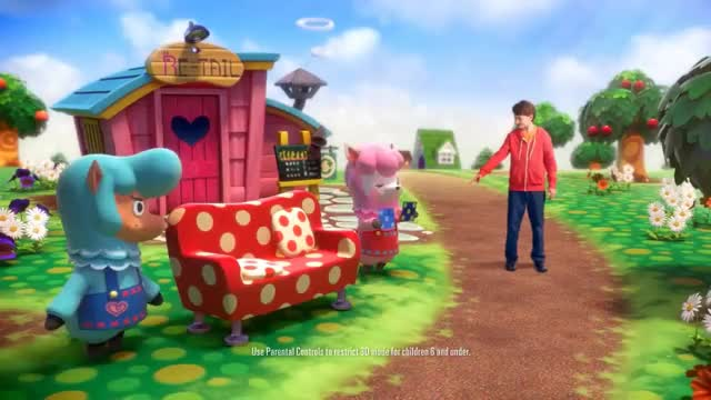 Watch and share Animal Crossing: New Leaf TV Commercial GIFs on Gfycat