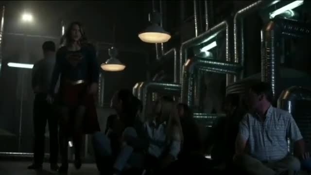 Watch Supergirl 3x04 Supergirl saves stadium from Coville GIF by @_peterparker1 on Gfycat. Discover more CW, DC comics, Supergirl GIFs on Gfycat