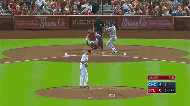Watch and share Weaver  Bryant HR 2nd GIFs on Gfycat