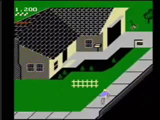 Watch and share Paperboy Gameplay GIFs on Gfycat
