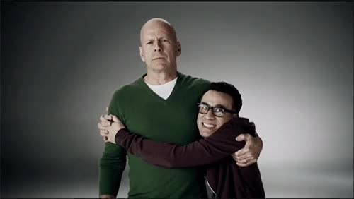 Watch and share Bruce Willis GIFs and Fred Armisen GIFs on Gfycat