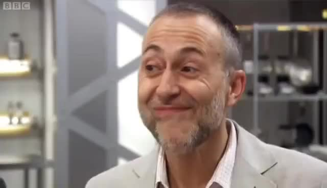 Watch and share Michel Roux Jr GIFs on Gfycat
