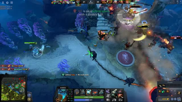 Watch and share Highlight GIFs and Dota2 GIFs by cyanocittacristata on Gfycat
