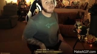 TimTheTatman Wears Short Shorts!
