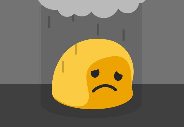 sad emoji GIFs