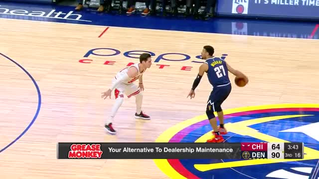 Watch and share Denver Nuggets GIFs and Chicago Bulls GIFs on Gfycat