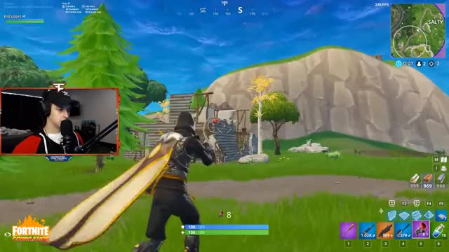 Myth Building Is Back Ninja 7 Kills In 50s Fortnite