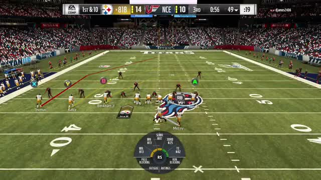 Watch and share Maddennfl19 GIFs and Orangebmw21 GIFs by Gamer DVR on Gfycat