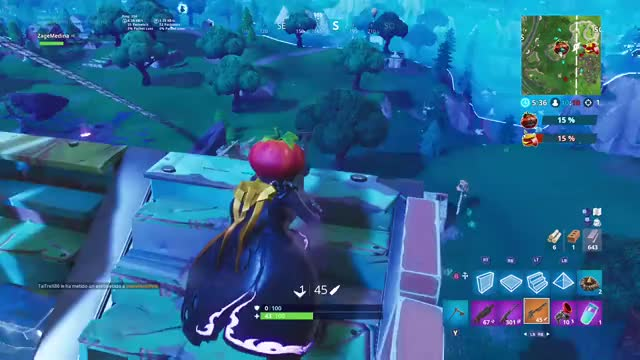 Watch this GIF by Xbox DVR (@xboxdvr) on Gfycat. Discover more FortniteBattleRoyale, ZageMedina, xbox, xbox dvr, xbox one GIFs on Gfycat